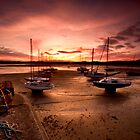 Beadnal Harbour by Dave Hudspeth