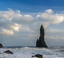 Reynisfjara Beach Iceland by Nick Jenkins