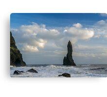 Reynisfjara Beach Iceland Canvas Print