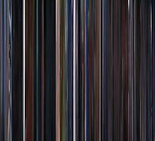 Moviebarcode: X-Men (2000) by moviebarcode
