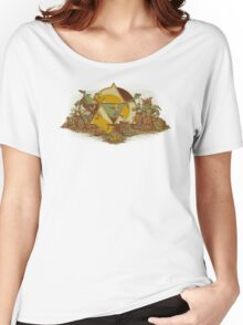 Keep Hyrule Green Women's Relaxed Fit T-Shirt