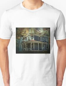 Batty Bates Motel Unisex T-Shirt