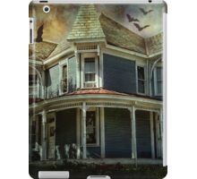 Batty Bates Motel iPad Case/Skin
