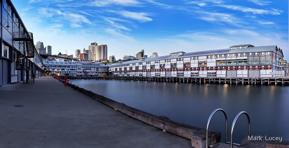 Pier II by Mark  Lucey