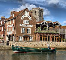 The Olde Granary - Wareham by HistoryBuff