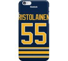 Buffalo Sabres Rasmus Ristolainen Jersey Back Phone Case iPhone Case/Skin