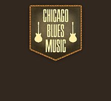 Chicago Blues Music Unisex T-Shirt