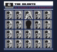 The Silents - A Hard Day's Fright by trekspanner