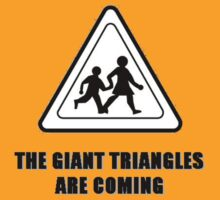 Giant Triangles by Jason Langer