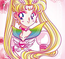 Eternal Sailor Moon by Rickykun