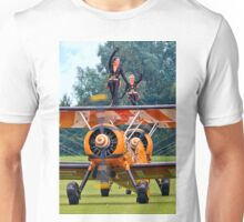 Breitling Wingwalkers Waving Unisex T-Shirt