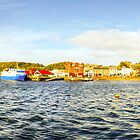 Oban Panorama by Paul Thompson Photography