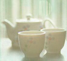 afternoon tea .................. by deborah brandon