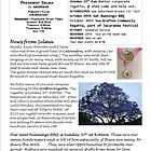 Dragonsabreast Hunter Newsletter - September 2011 pg2 by KazM