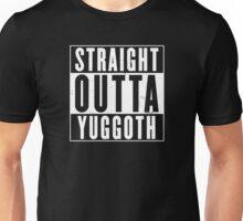 Straight Outta Yuggoth Unisex T-Shirt