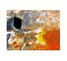 geo-abstract2 Art Print
