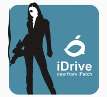 iDrive (Blue) by trekspanner