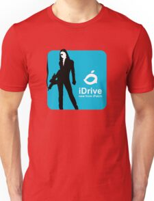 iDrive (Blue) Unisex T-Shirt