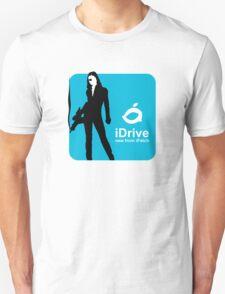 iDrive (Blue) T-Shirt