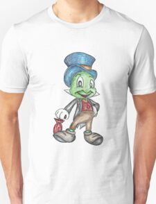 Jiminy Cricket T-Shirt