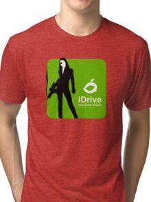 iDrive (Green) Tri-blend T-Shirt