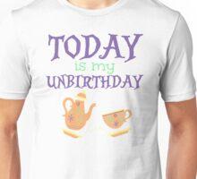 Unbirthday Unisex T-Shirt