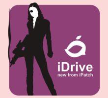iDrive (Pink) by trekspanner