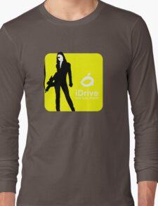 iDrive (Yellow) Long Sleeve T-Shirt