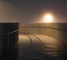 The way of the night by Gísli  F