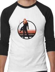 Action Pond Men's Baseball ¾ T-Shirt