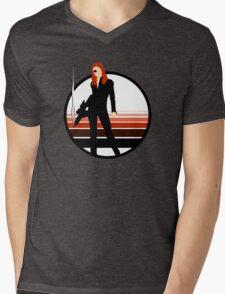Action Pond Mens V-Neck T-Shirt