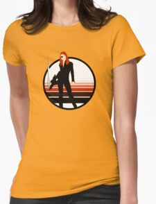 Action Pond Womens Fitted T-Shirt