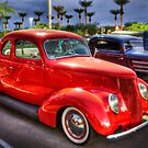 37 Ford Coupe  by Saija  Lehtonen