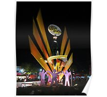 The Logo for the Guyana Expo 2011 Poster