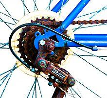 Abandoned Bike 1 by Jeff Kauffman
