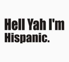 Hispanic One Piece - Short Sleeve