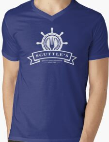 Scuttle's Quality Dinglehoppers Mens V-Neck T-Shirt
