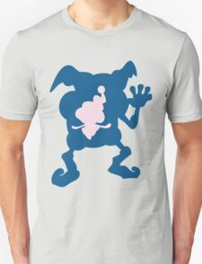 PKMN Silhouette - Mr. Mime Family T-Shirt