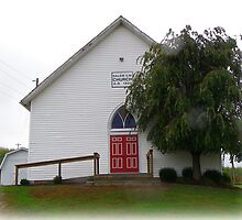 Country Church by Tammy Devoll