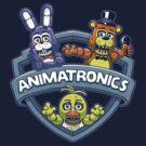 Animatronics by Adho1982