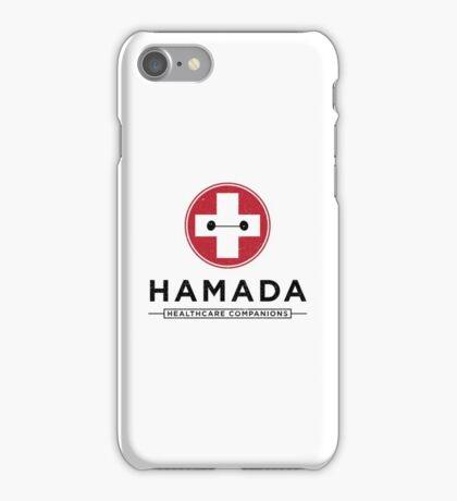 Hamada Healthcare Companions iPhone Case/Skin