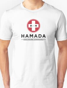Hamada Healthcare Companions Unisex T-Shirt