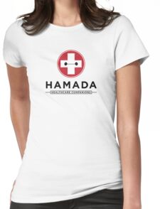 Hamada Healthcare Companions Womens Fitted T-Shirt