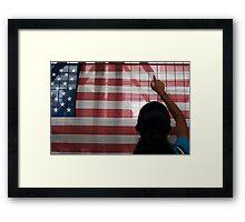 Ground Zero 5951 New York Framed Print