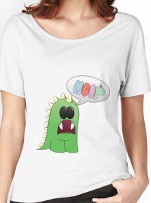 Moar Dinosaur Women's Relaxed Fit T-Shirt