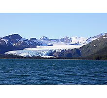 Glacial Wilderness Photographic Print