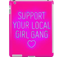 Supporter iPad Case/Skin