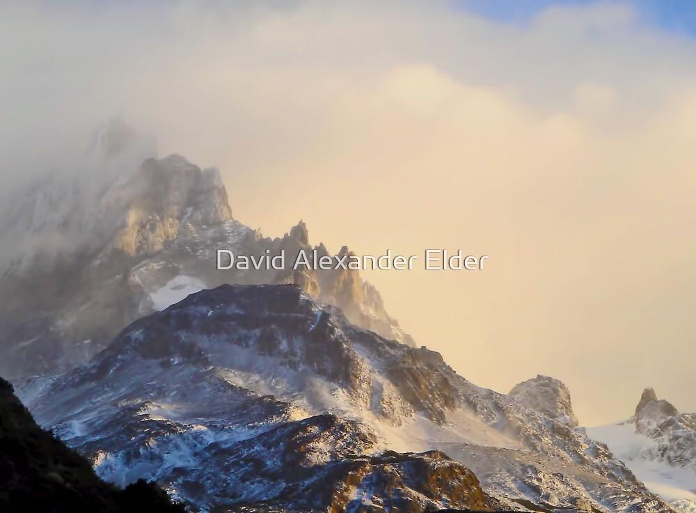 Storm Approaching by David Alexander Elder