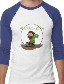 Imagination Mash-up Men's Baseball ¾ T-Shirt