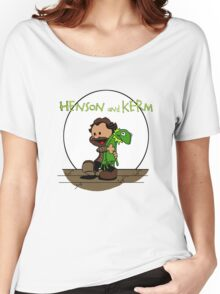 Imagination Mash-up Women's Relaxed Fit T-Shirt